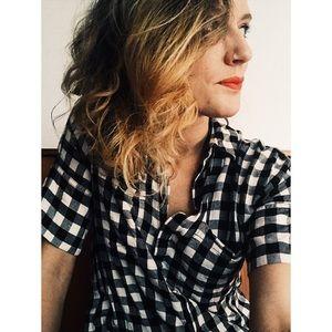 Madewell Dress Madewell Flannel Shirt Dress